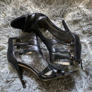 GUESS cut-out heel (size 7 1/2)